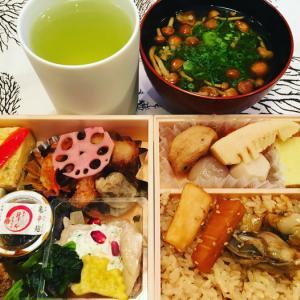 【うちごはん】亀戸升本季節替り弁当「霜月弁当」