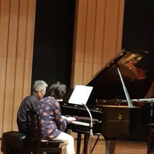 【ピアノ】 発表会が終わりました
