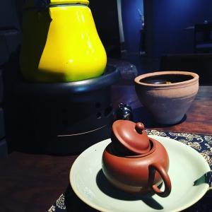 【台湾】行き当たりばったり紀行 2019/12/16〜19 第3日 その5 お茶の時間