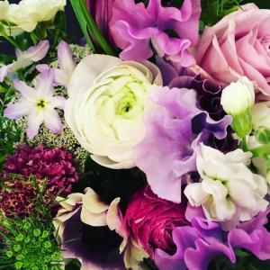 【暮らし】きまぐれノスタルジック第14回 清々しく華やかな春のモーブ&ホワイト