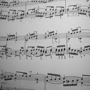 【ピアノ】フーガとワルトシュタイン進捗状況