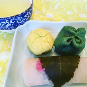【甘味】桜餅か道明寺か、それが問題…ではない