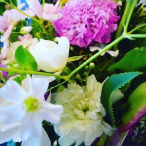 【暮らし】きまぐれノスタルジック第16回 生命力あふれる春の草花のブーケ