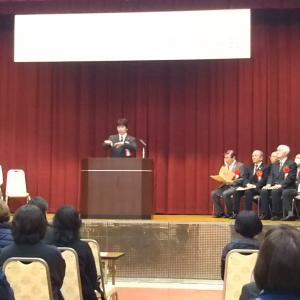 鯖江市聴覚障害者友の会 創立20周年記念式典・記念講演に