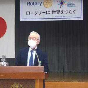 鯖江ロータリークラブ例会~卓話・これだけは知っておきたい相続税のこと~