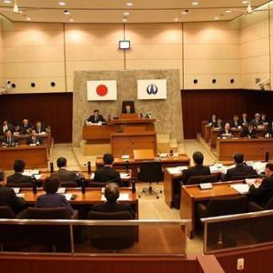 本日は鯖江市議会9月定例会閉会日