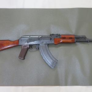 E&L製AKMをフリマで安く買えた