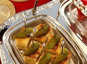 パーティーにぴったり〜スペイン風オムレツのピンチョス (レシピ)