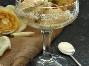 ごろごろナッツのキャラメルチーズアイス(レシピ)