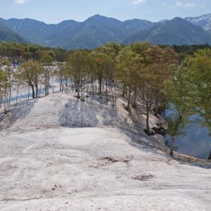 残雪期登山 大渚山(1566m)