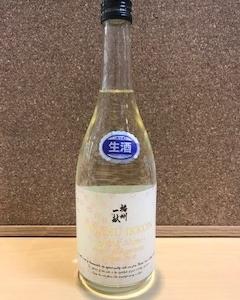 『播州一献 純米吟醸 Spring Shine 生酒』