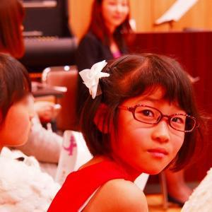 12/26 娘のピアノ発表会