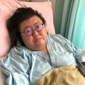 手術後2日