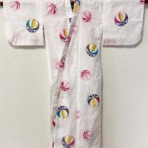 和裁塾だより 10/21 10/22 道明展のお知らせ 一つ身浴衣完成!