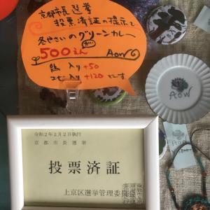 京都市市長選挙