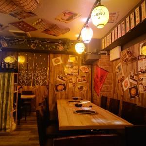 美味しいホルモンでスタミナチャージ♪大衆ホルモン焼肉酒場 江戸門 新橋店