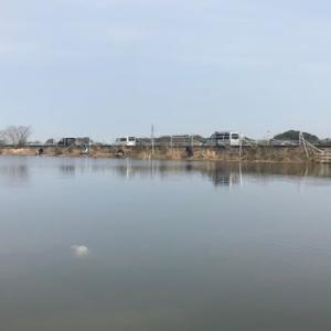 鞍手 中山陥落1号池ハタキ祭り開幕