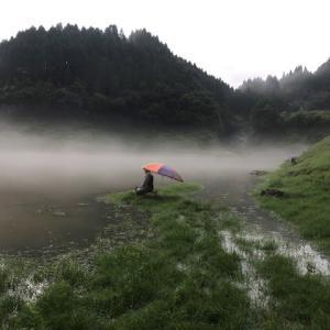 2019大分県下筌ダム(蜂の巣湖)初アタック 7-23~24