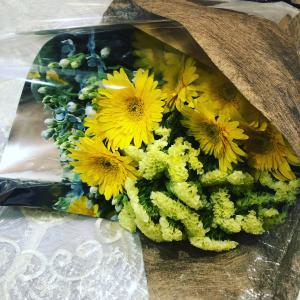 生花のオーダー