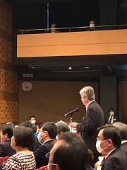社民党党首、福島みずほさん7年ぶり!そして大椿裕子さん常任幹事。女性率ちょっと上昇