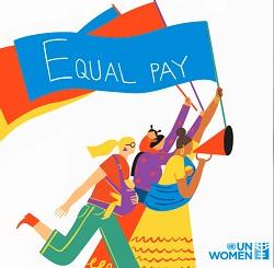 初の「平等な賃金の国際デー」