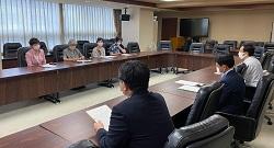 仙台市に「宮城スタジアムにおける無観客開催を県に求める要請」