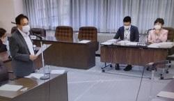決算等審査特別委員会第3分科会の会長業務なり
