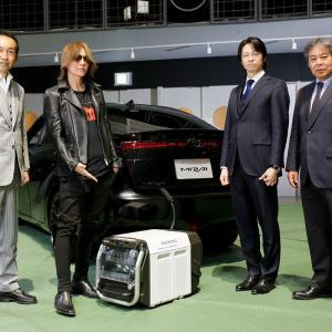 ダメ元で伝えてみるも「U2水素燃料電池コンサート」実現~Vol.4(最終回)