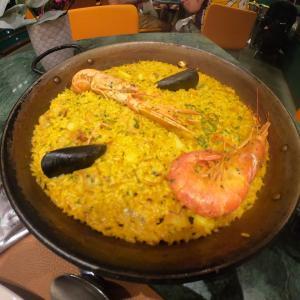 オレンジだよ!パエリアだよ!バレンシア(スペイン、観光)