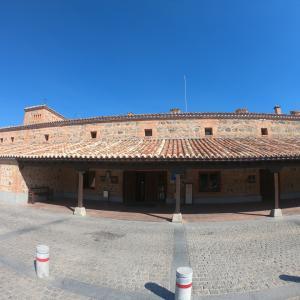 トレドのバラドール(スペイン、観光、ホテル)