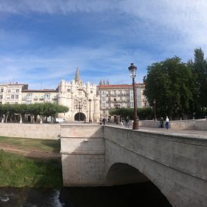 スペインで3番目の規模のカテドラル(スペイン、ブルゴス、観光)