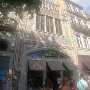 【完全ガイド】世界で最も美しい書店とマクドナルド(ポルトガル、ポルト、リブラリア・レロ)