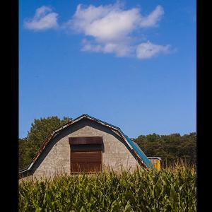 ノスタルジックな作業小屋