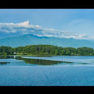 茨戸川、神秘な風景