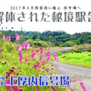 【根室本線】上厚内信号場を取材 2020.09.22