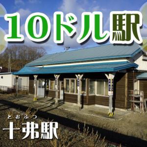 【根室本線】豊頃町 十弗駅を取材 2021.01.18