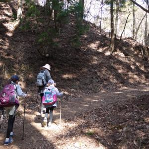 コロナのおかげで家族で太郎山登れました