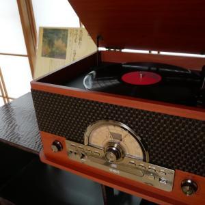 レコードを聴きながらゆっくり過ごす贅沢