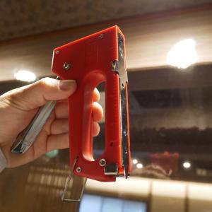 レジの透明フィルム、飛沫飛散防止シートを作るのにおすすめな道具は?