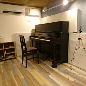 地底空間練習室