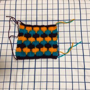 【棒針編み講師科】ゲージとは何か。