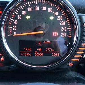 50,000km行った‼