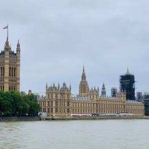 現段階でのロンドン