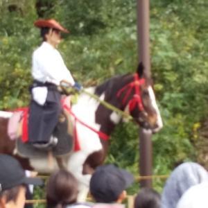 二俣川で流鏑馬!