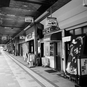 明石の商店街