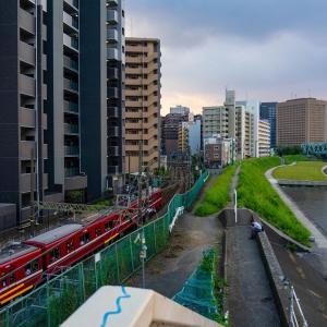 京急の川崎