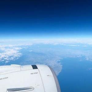 久しぶりに望遠レンズを引っ張り出して飛行機写真を撮った後は~