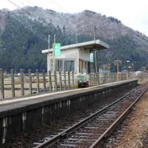 【まったり駅探訪】越美北線(九頭竜線)牛ケ原駅に行ってきました。