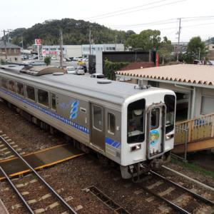 【まったり駅探訪】土讃線・土佐大津駅に行ってきました。