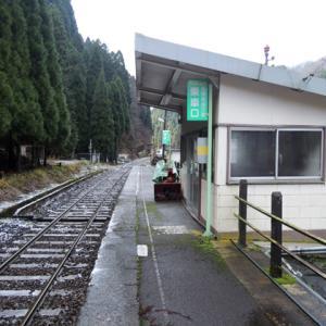 【まったり駅探訪】越美北線(九頭竜線)越前薬師駅に行ってきました。